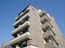 京都府京都市山科区安朱南屋敷町の賃貸マンションの外観