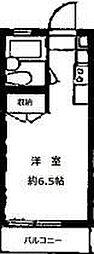 シャレー祐天寺第10[2階]の間取り