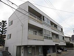 シティホーム三興[3階]の外観