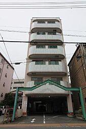 静岡県三島市中央町の賃貸マンションの外観