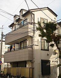 東京都北区十条仲原2丁目の賃貸マンションの外観