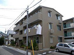 大阪府寝屋川市本町の賃貸アパートの外観