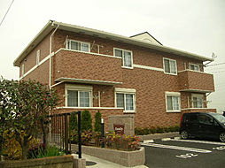 三重県鈴鹿市安塚町の賃貸アパートの外観
