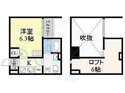 住吉東駅 5.1万円