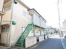 関町フラッツ[202号室]の外観