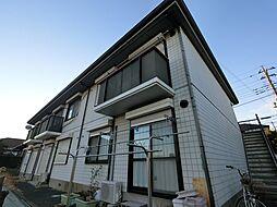 千葉県佐倉市稲荷台1丁目の賃貸アパートの外観