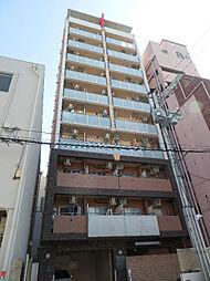CQレジデンス大阪WEST[7階]の外観