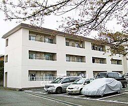 京都府京都市左京区松ケ崎小竹薮町の賃貸マンションの外観