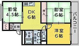 深井駅 5.0万円
