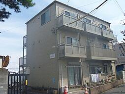 東京都武蔵野市境4丁目の賃貸アパートの外観