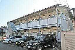 石川県金沢市久安1丁目の賃貸アパートの外観