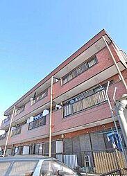 埼玉県志木市上宗岡1丁目の賃貸マンションの外観