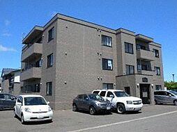 北海道札幌市手稲区西宮の沢一条4丁目の賃貸マンションの外観
