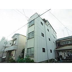 静岡県静岡市駿河区新川の賃貸マンションの外観