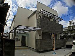 大阪府摂津市正雀3丁目の賃貸アパートの外観