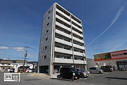 高知県高知市北御座の賃貸マンションの外観