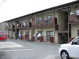 佐賀県佐賀市鬼丸町の賃貸アパートの外観