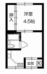 [一戸建] 京都府京都市東山区古西町 の賃貸【/】の間取り