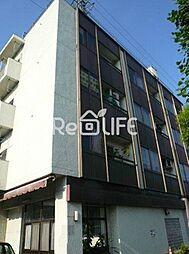 東京都府中市栄町の賃貸マンションの外観
