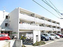 プランドール竜美ヶ丘[3階]の外観