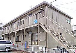 シティハイムコーポ小松原[203号室]の外観
