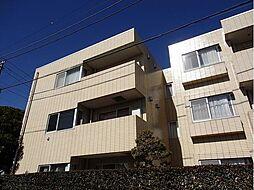 グリーンビュー成城[203号室]の外観