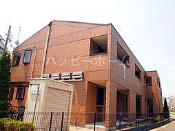兵庫県相生市大石町の賃貸アパートの外観