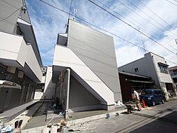 愛知県名古屋市北区水切町2丁目の賃貸アパートの外観