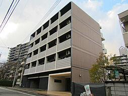 福岡県北九州市小倉北区金鶏町の賃貸マンションの外観
