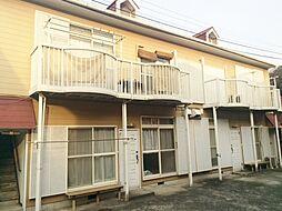 コーポアイ 敷金・礼金0円[202号室号室]の外観