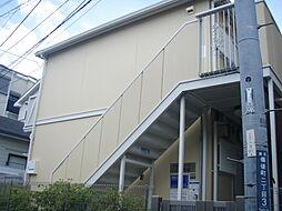 フレグランス六甲道[103号室]の外観