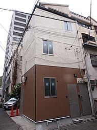 兵庫県神戸市中央区二宮町2丁目の賃貸アパートの外観