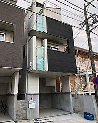 [一戸建] 神奈川県横浜市神奈川区上反町2 の賃貸【/】の外観