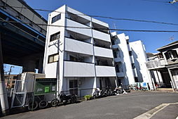 JPアパートメント藤井寺[3D号室]の外観