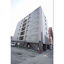 北海道札幌市中央区南九条西13丁目の賃貸マンションの外観