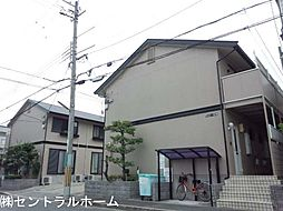 [テラスハウス] 大阪府堺市東区白鷺町2丁 の賃貸【/】の外観