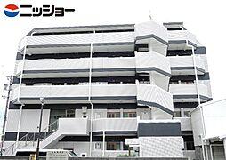 アビニヨン今伊勢[3階]の外観