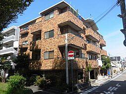 兵庫県尼崎市北竹谷町3丁目の賃貸マンションの外観