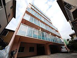 淀川チェリーハイツ[6階]の外観