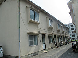 広島県呉市広中新開2丁目の賃貸アパートの外観