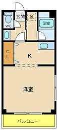 SANAQSVIII[3階]の間取り