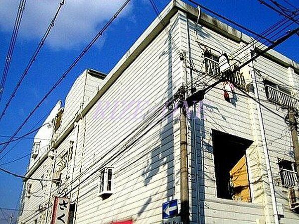 山本住宅[221号室]の外観