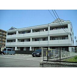 岐阜県岐阜市長良福光の賃貸アパートの外観