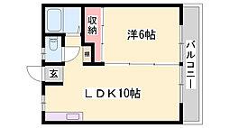 広畑駅 4.2万円