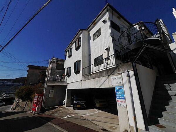 兵庫県神戸市長田区鶯町3丁目の賃貸アパート