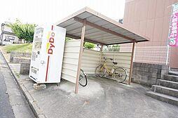 三重県桑名市赤尾台8丁目の賃貸アパートの外観