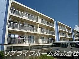 第2ますやマンション[2階]の外観