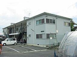福本ハイツI[101号室]の外観