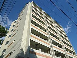 兵庫県神戸市中央区熊内橋通5の賃貸マンションの外観