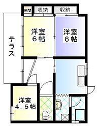 [一戸建] 群馬県高崎市新保町 の賃貸【/】の間取り
